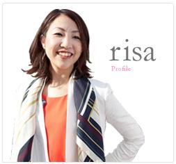 risaプロフィール