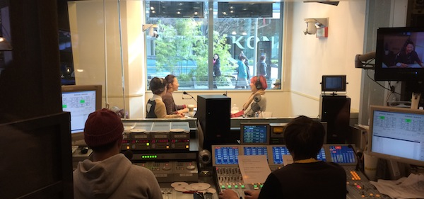 スタイリスト久野がTOKYO FM「LOVE CONNECTION」に出演