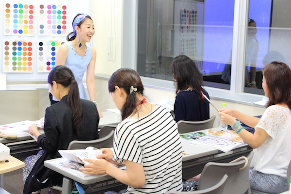 for*styleパーソナルスタイリストスクール勉強会
