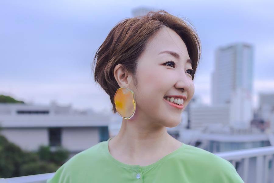 for*styleパーソナルスタイリストスクール講師 久野梨沙