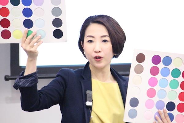リクルートキャリア主催「ハイキャリアを築く『外見力』講座」に代表久野が登壇しました