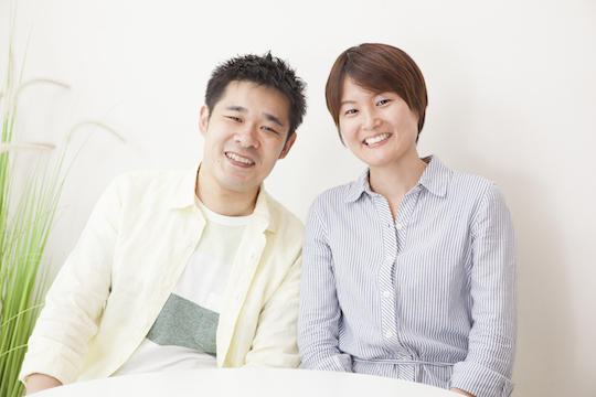 H様 (30 代男性・会社員) のBefore&After
