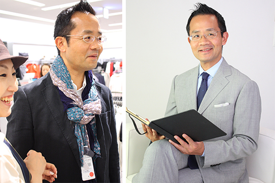 M様 (40代男性・会社員) のBefore&After