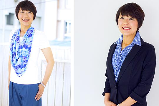 K様 (40 代女性・個人事業主) のBefore&After